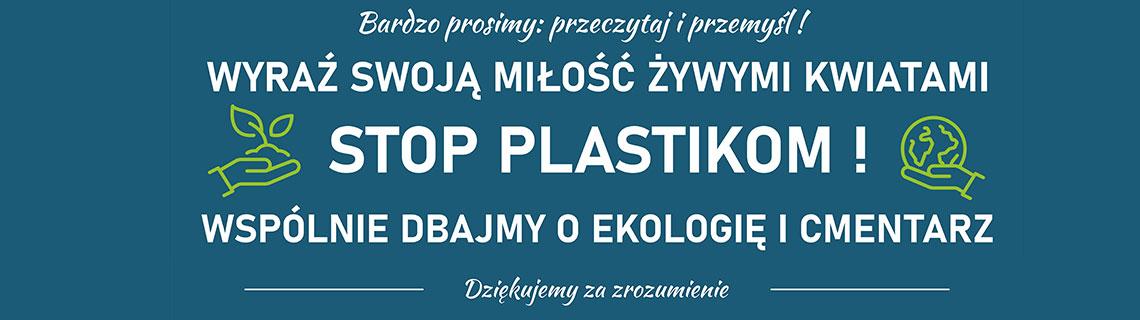 Stop plastikom